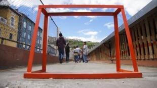Proyecto de Arquitectura expandida en Quito.