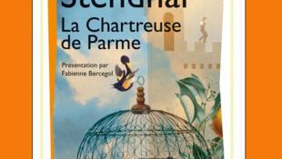 Tapa de 'La Chartreuse de Parme' de Stendhal.