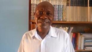 """Fafali Koudawo, Reitor da """"Universidade Colinas do Boé"""" em Bissau"""