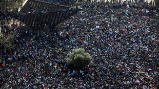 FILE PHOTO: African migrants attend a protest at Rabin Square in Tel Aviv, Israel January 5, 2014.