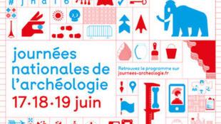 Journées nationales de l'archéologie.