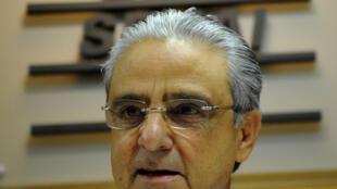 Robson Braga de Andrade, presidente da CNI.