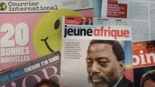 As capas das revistas destes últimos dias.
