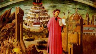 Michelino, Dante y su poema