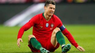 Cristiano Ronaldo, Capitão da Selecção Portuguesa