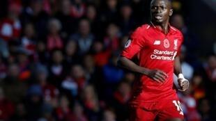 Mmoja wa wachezaji kutoka barani Afrika, Sadio Mane, anayechezea klabu ya Liverpool nchini Uingereza.