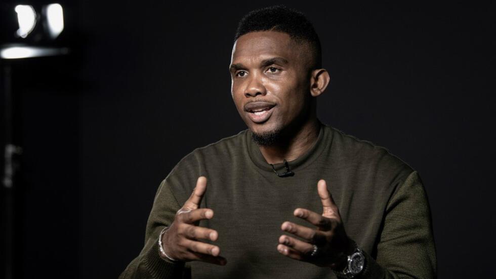Samuel Eto'o ne voit pas l'intérêt du CAN tous les quatre ans pour le développement du football africain.