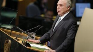 Michel Temer defendeu novamente o balanço de seu governo e prometeu continuar incentivando reformas.
