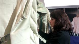 Кренаре Ругова станет первым дизайнером вКосово, который представит косовский брэнд зарубежом.