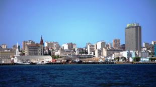 Maputo, capital de Moçambique