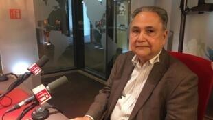 Afrânio Garcia, professor-adjunto da Escola de Altos Estudos em Ciências Sociais (EHESS)