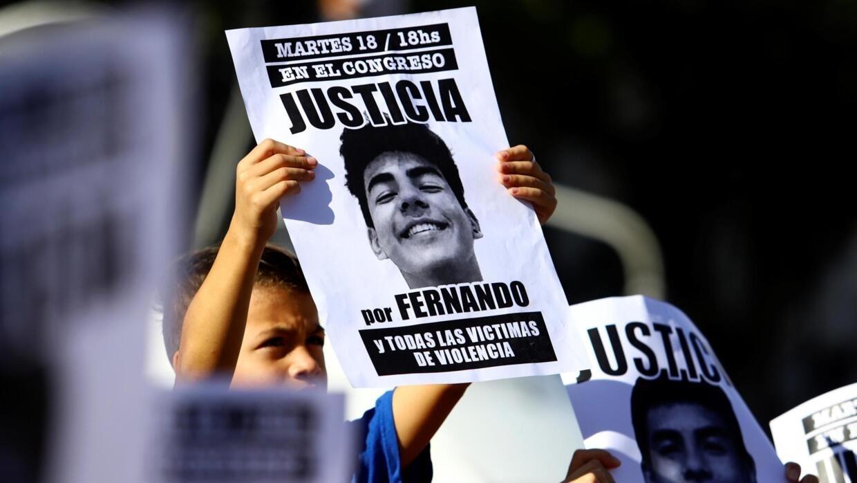 À la Une: indignation en Argentine après la mort violente d'un jeune homme
