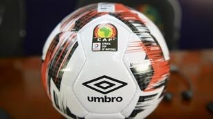 Le ballon officiel de la CAN 2019 (Photo d'illustration).