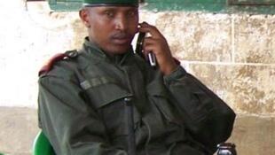 Le général Bosco Ntaganda, recherché par la Cour pénale internationale.