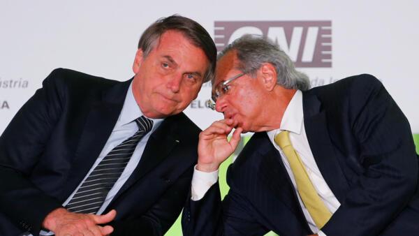 Eleições municipais no Brasil deve desacelerar o ritmo de reformas de Jair Bolsonaro e o ministro da Economia, Paulo Guedes, em 2020.