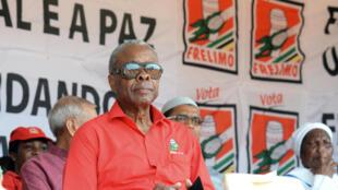 Candidato da Frelimo por Maputo, Eneas Comiche.