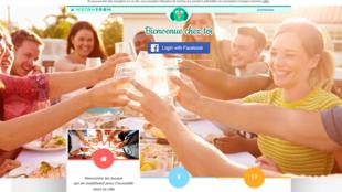 Wecomfrom, le réseau social des expatriés.