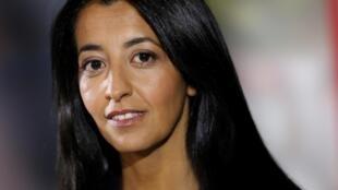 Karima Delli, députée européenne EELV, présidente de la commission transport au Parlement Européen.