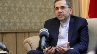 مجید تخت روانچی نماینده ایران در سازمان ملل