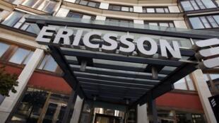 Trụ sở chính của Ericsson tại Stockholm, Thụy Điển. Ảnh minh họa.