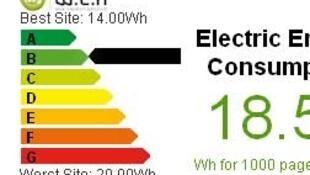 Pendant un an, le projet Web Energy Archive, soutenu par l'ADEME, a mesuré les consommations énergétiques de 600 sites web par le biais de leurs utilisateurs.