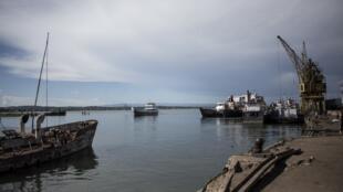 Le port de Kalemie dans le Tanganyika, en RDC (image d'illustration).