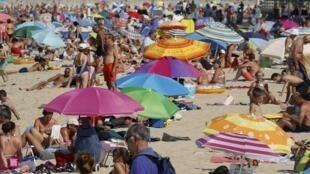 Temperaturas bateram recorde em julho deste ano