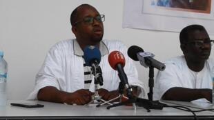 En Mauritanie, les leaders de plusieurs organisations humanitaires dont l'association abolitionniste IRA ont fait une conférence de presse pour dénoncer une affaire d'esclavage.