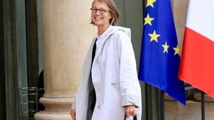 French Culture Minister and former publisher Françoise Nyssen