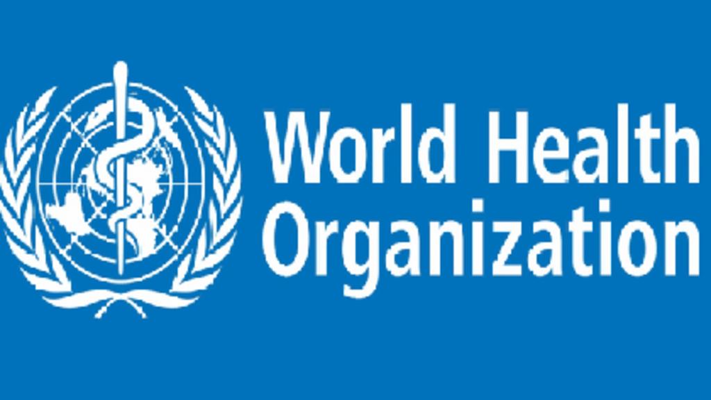 世卫组织标识  2018年9月12日