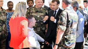 Впервые после окончания холодной войны Франция увеличивает свой военный бюджет