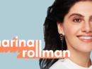 Marina Rollman, un drôle de spectacle