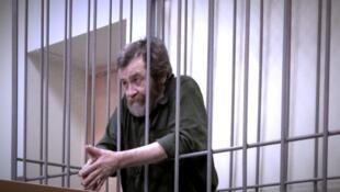 Сергей Мохнаткин, 17 февраля 2017 г. в суде города Котлас