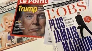 Revistas desta semana.