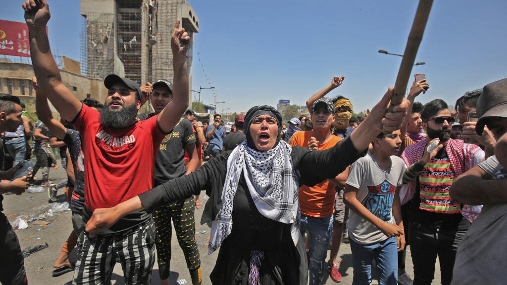 Irak: les contestataires divisés sur la conduite à tenir face au nouveau gouvernement