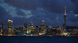 Une vue d'Auckland, ville la plus peuplée de Nouvelle-Zélande (Image d'illustration).