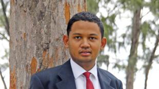 Toavina Ralambomahay, analyste politique malgache.