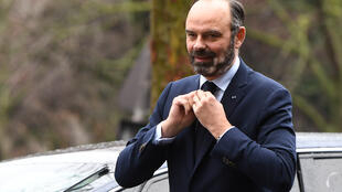 The man from Le Havre: French Prime Minister Edouard Philippe.