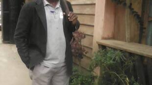 Amade Abubacar, jornalista moçambicano