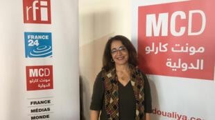 Nouzha Guessous, chercheuse et consultante marocaine en droits humains et bioéthique, titulaire de la Chaire Averroès sur l'islam méditerranéen à l'Institut IREMAM d'Aix/Marseille.