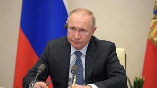 Russian President Vladimir Putin did not specify which countries should be earmarked for sanctions relief, speaking instead more broadly