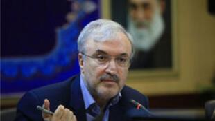 سعید نمکی، وزیر بهداشت جمهوری اسلانی ایران