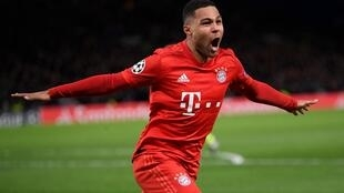 Serge Gnabry scored twice in Bayern Munich's 3-0 waltz past Chelsea.