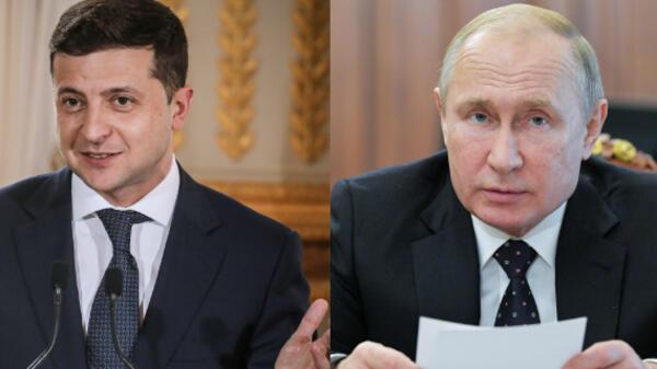 Президенты Зеленский и Путин обсудили новый обмен заключенными и газовый контракт