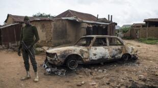 Shambulizi la Boko Haram