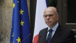 Bernard Cazeneuve, Primeiro-ministro  da França. Março 2017