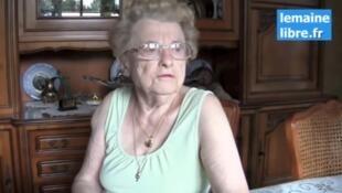 Gabrielle Grandière avait 99 ans.