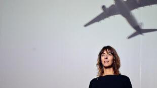 Encenadora brasileira Christiane Jathay