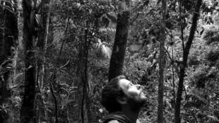 O Fotógrafo e designer gráfico Pedro Kuperman
