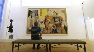 Sau 5 năm trùng tu, viện bảo tàng Picasso mở cửa trở lại hồi cuối tháng 10/2014, tập hợp bộ sưu tập đồ sộ nhất của danh họa Tây Ban Nha
